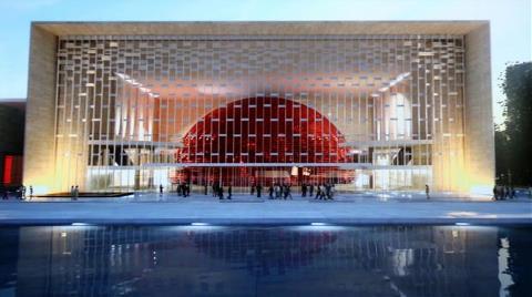Bakan, Yeni AKM Binası İçin Tarih Verdi