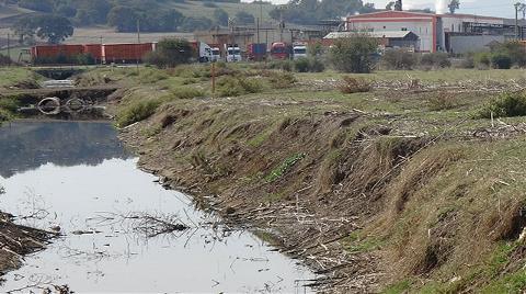 Suyu Kirlenen Küçükkara Deresi, Köylüleri İsyan Ettirdi