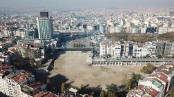 AKM'nin Son Hali Havadan Görüntülendi