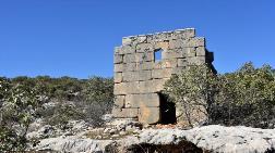 'Herkül'ün Sopası' Tarihi Gözetleme Kulesinde