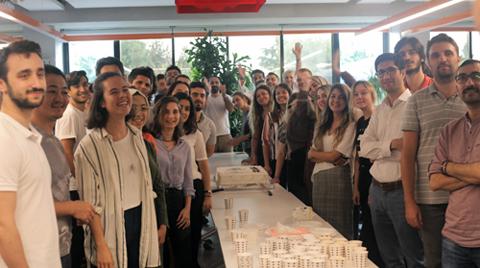 """Sabri Paşayiğit Architects """"Tasarım Merkezi"""" Oldu"""