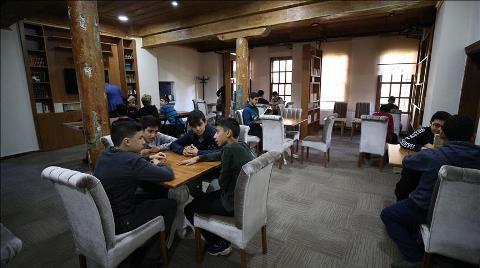 129 Yıllık Okul Binası Gençlerin Hizmetinde
