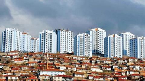 Kentsel Dönüşümde Yeni Model Hazırlanıyor