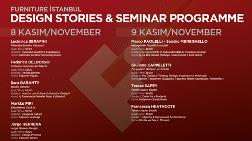 Furniture İstanbul - Design Stories Seminerleri