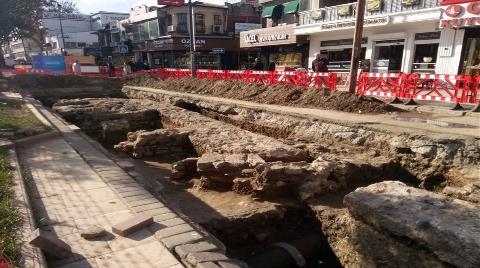 Üsküdar'da Bulunan Tarihi Kalıntılar Ne Olacak?