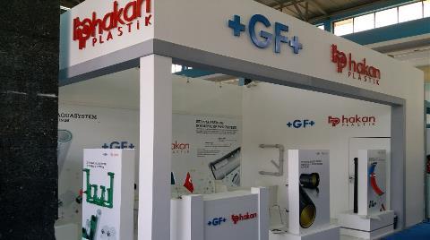 GF Hakan Plastik Yurtdışı Fuarlara Ağırlık Verdi