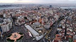 Taksim Camisi Projesinde Son Durum