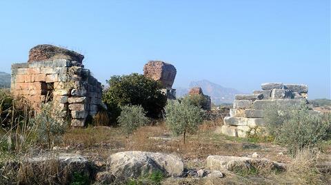 1800 Yıllık Bazilika Keşfedilmeyi Bekliyor