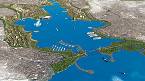 Kanal İstanbul'a 10 Köprü Yapılacak
