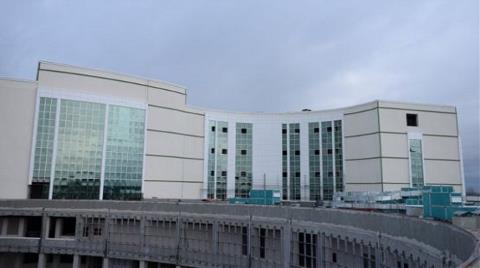 Çarşamba Devlet Hastanesi'nin Yüzde 96'sı Tamamlandı