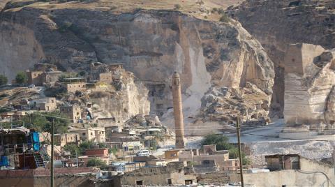 Hasankeyf'te 13'üncü Yüzyıla Ait Ticaret Merkezi Bulundu