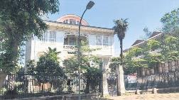 Atatürk'ün Büyükada'daki Beyaz Köşk'ü Satışı Çıkarıldı