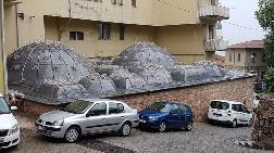 Üzerinde Apartman Bulunan Tarihi Hamam Restore Edildi