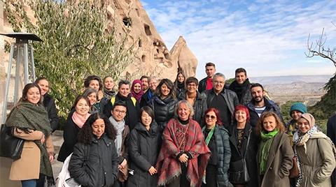 Argos in Cappadocia'ya Ulusal Mimarlık Sergisi Koruma Ödülü