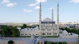 Selimiye Camisi 2019'da Restorasyona Alınacak