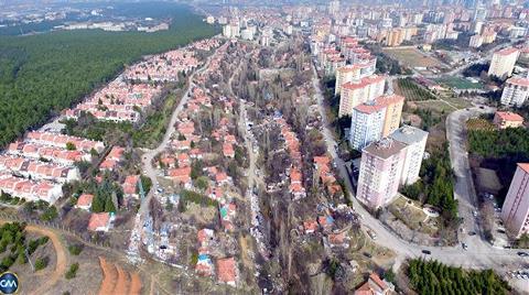 Ankara'nın İki Kentsel Dönüşüm Projesinde Önemli Gelişme