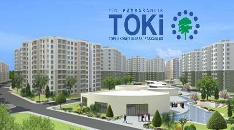 TOKİ'den Ankara'ya 94 Bin 649 Konut