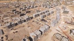TOKİ Nusaybin'in Çehresini Değiştirdi