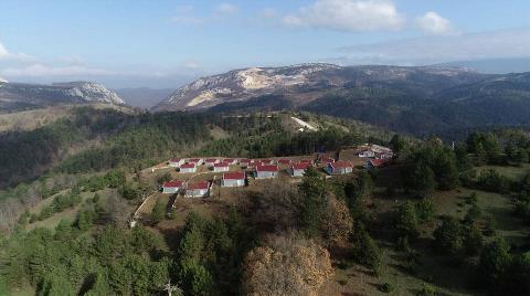 'Hobi Evleri' Köy Arazisinin Değerini Arttırdı