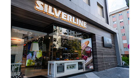Silverline İstanbul'da Yeni Konsept Mağazasını Açtı