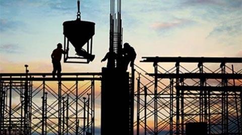 İnşaat Sektörü Güven Endeksi'nde Gerileme Sürüyor