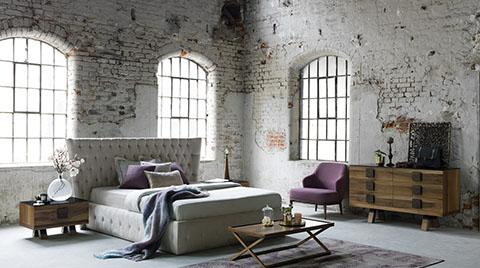 Loda Mobilya'dan Palma Yatak Odası