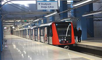 İstanbul'da Yeni Açılacak 192 Metro İstasyonu