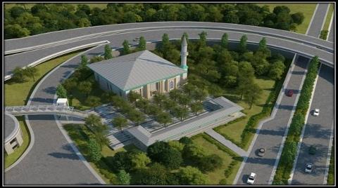Sabiha Gökçen'e Cami Yapılacak