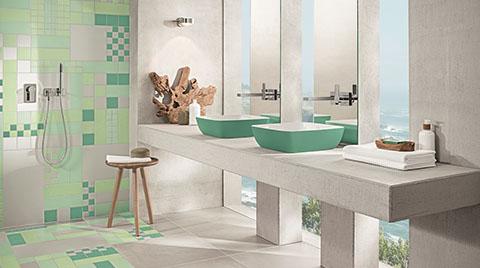 Villeroy&Boch'tan Banyoyu Yaşamla Buluşturan Renkler