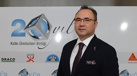Türkiye, Beton Üretiminde Dünya'da 3., Avrupa'da 1. Sırada