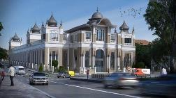 """Erzurum Palandöken'e """"Akıllı"""" Nikah Sarayı"""