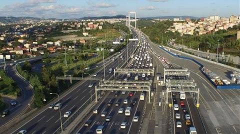 İstanbul, Trafiği En Yoğun Olan Kentler Sıralamasında İlk 5'te