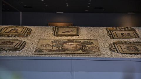 Çingene Kızı'nın Kayıp Parçaları Zeugma Müzesi'nde