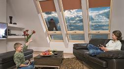 """FAKRO Çatı Pencerelerinde """"topSafe"""" Sistemi"""