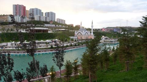 TOKİ Kuzey Ankara Projesinde Metruk Yapılar Kaldırılıyor