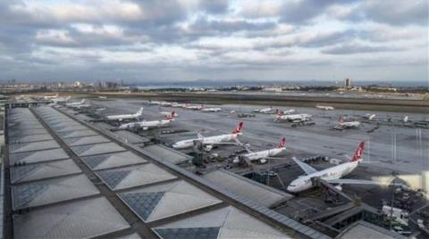 İstanbul Havalimanı'nda Taşınma Hazırlıkları Tamamlandı