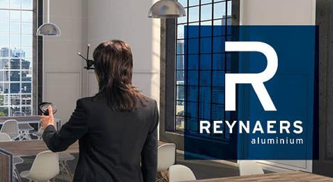 Reynaers Tüm Yenilikleriyle BAU 2019 Fuarı'nda