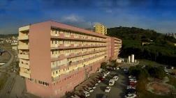 Çatısı Çöken Hastanenin Bölümleri Taşınıyor