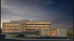 Kayseri Bünyan Devlet Hastanesi'nin Yüzde 95'i Tamamlandı