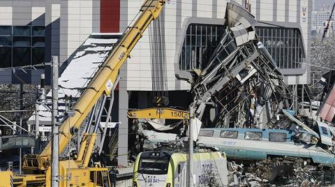 Tren Kazasının Sebebi Ortaya Çıktı