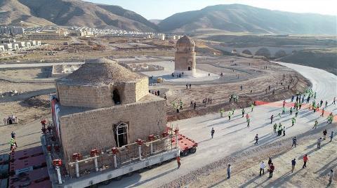 İptal Kararına Rağmen Hasankeyf'te Taşıma Sürüyor