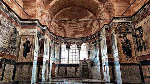 Tarihi Yapının Ana Mekanı Ziyarete Açıldı