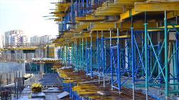 İnşaat Malzemeleri Sanayi Bileşik Endeksi 83.81 Puana Düştü