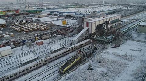 EMO'dan Ankara'da Yaşanan Tren Kazasına İlişkin Açıklama