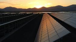 Kayseri'de Japon Panasonic Ortaklı Güneş Enerjisi Yatırımı