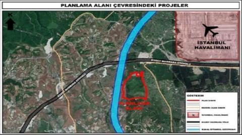 Arnavutköy'de 2,7 Milyon Metrekare Arazi İmara Açıldı