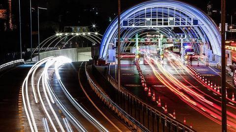 Avrasya Tüneli'nden 2 Yılda 31,5 Milyon Araç Geçti