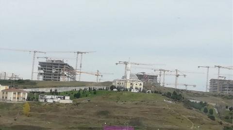 İkitelli Şehir Hastanesi'nin İnşaatında Son Durum