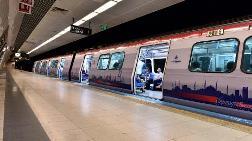 İstanbul'da İnşaatı Devam Eden 18 Metronun Haritası