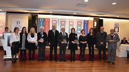 Mimarlar Odası Ankara Şubesi Meslek Yılına Saygı Töreni Düzenledi
